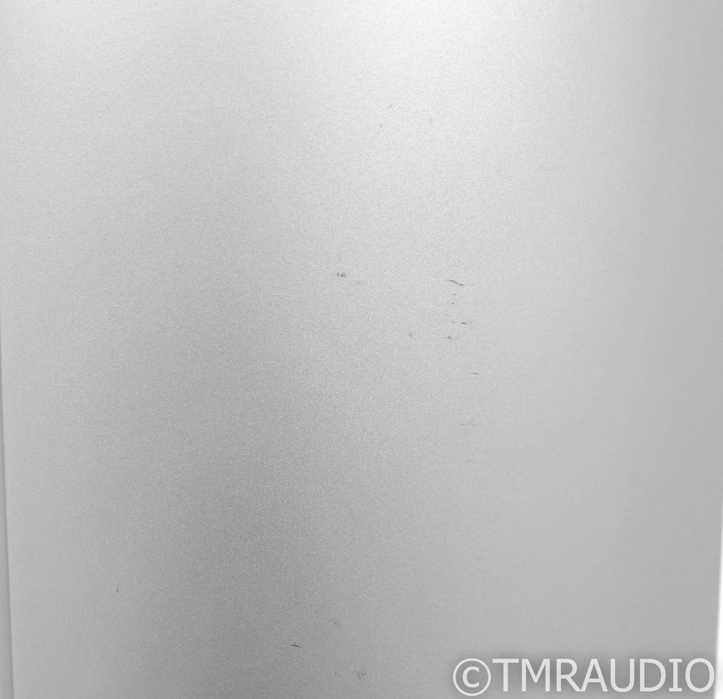 Linn Komponent 110 Floorstanding / On-Wall Speakers; Silver Pair