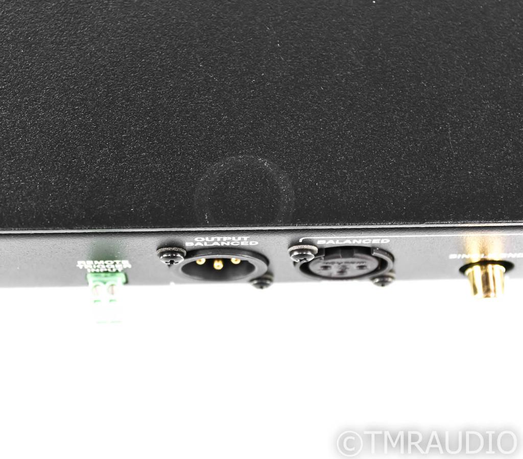Bryston BHA-1 Balanced Headphone Amplifier; Silver; BHA1