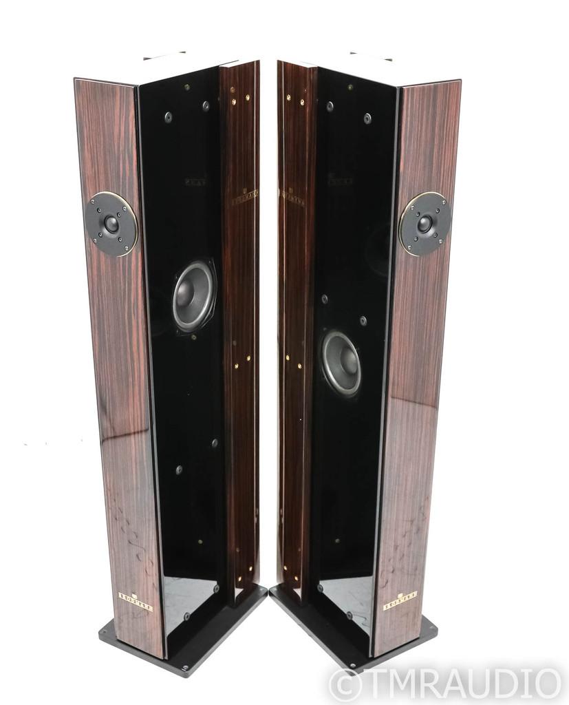 Brodmann Vienna Classic Model VC 2 Floorstanding Speakers; Macassar Pair; DEMO