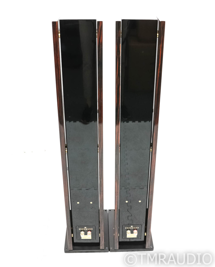 Brodmann Vienna Classic Model VC 2 Floorstanding Speakers; Macassar Pair; DEMO