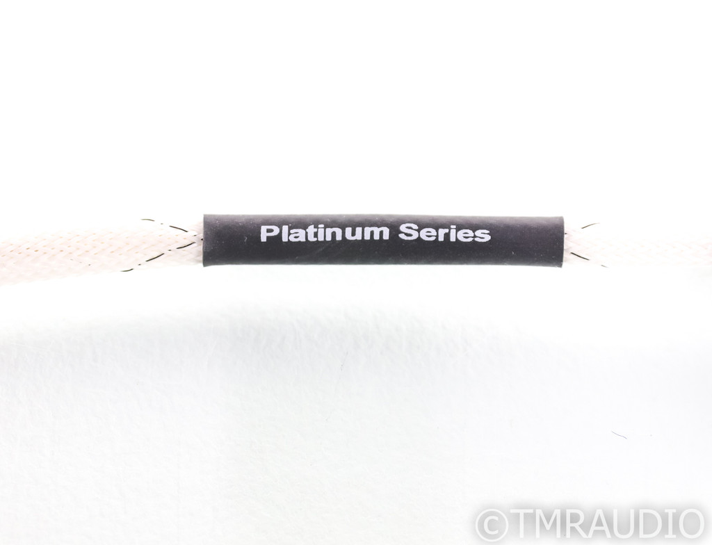 WyWires Platinum Headphone Extension Cable; 5ft Single 4-Pin XLR Interconnect
