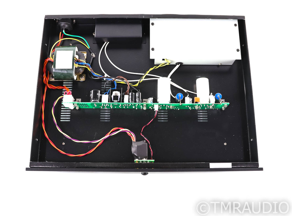 Jolida JD9 II Tube MM / MC Phono Preamplifier; JD 9II; Upgrade I