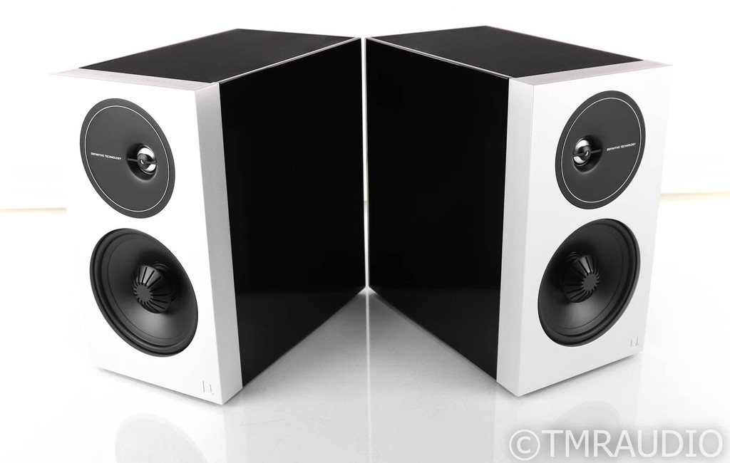 Definitive Technology Demand D11 Bookshelf Speakers; Piano Black Pair; D-11