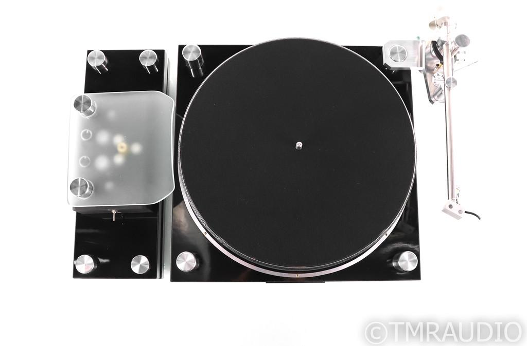 Small Audio Manufacture Aldebaran Turntable; S.A.M.; Calista II (No Cartridge)