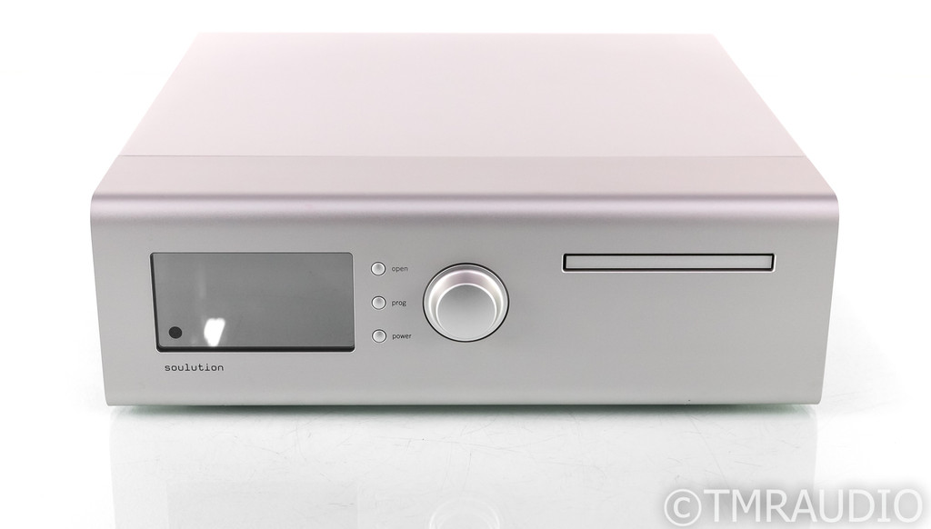Soulution 540 CD / SACD Player; Remote