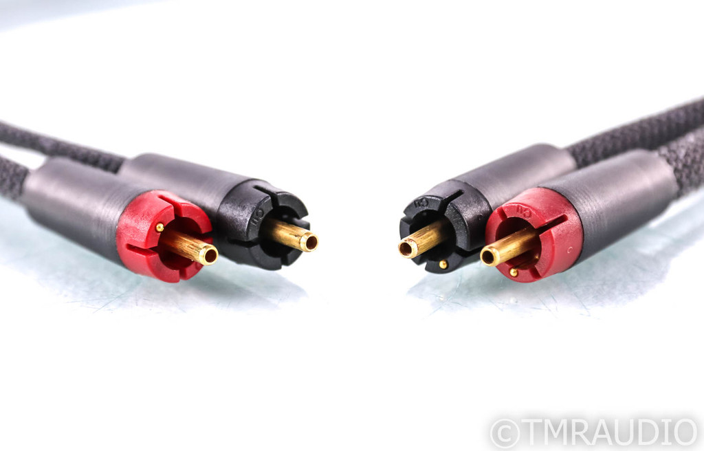 Morrow Audio MA-3 RCA Cables; MA3; 1m Pair Interconnects
