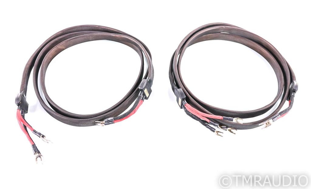 WireWorld Eclipse 6 Bi-Wire Speaker Cables; 3m Pair