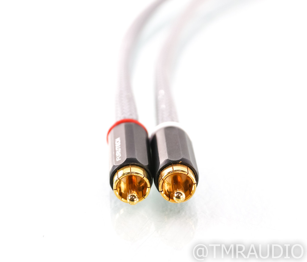 WyWires Silver Series RCA Cables; 4ft Pair Interconnects