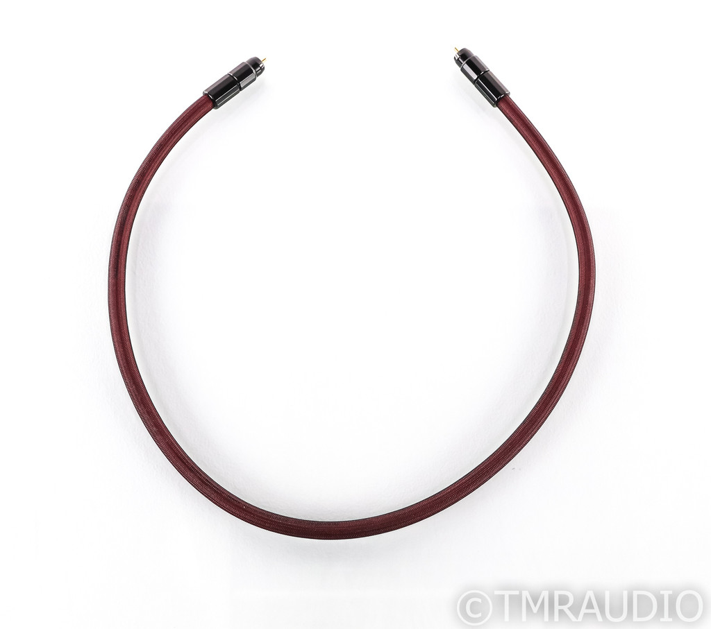 Transparent Audio RDL1 Reference Digital Link Coaxial Cable; RDL-1; 1m Interconnect