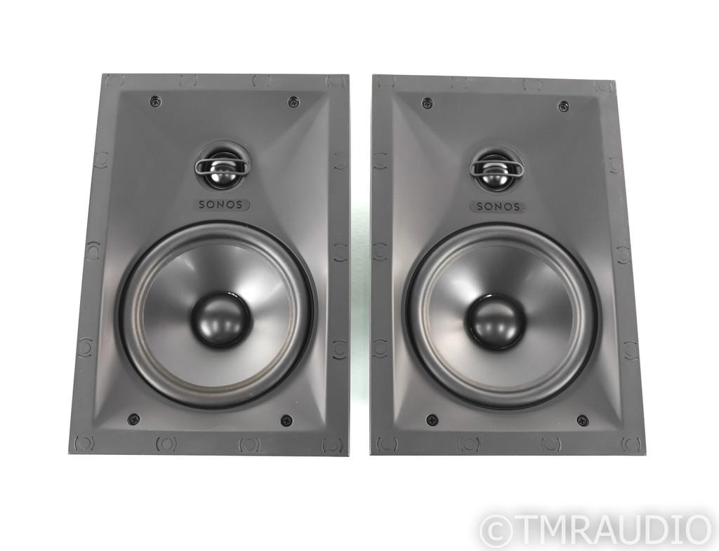 Sonos Sonance In-Wall Speakers; Pair