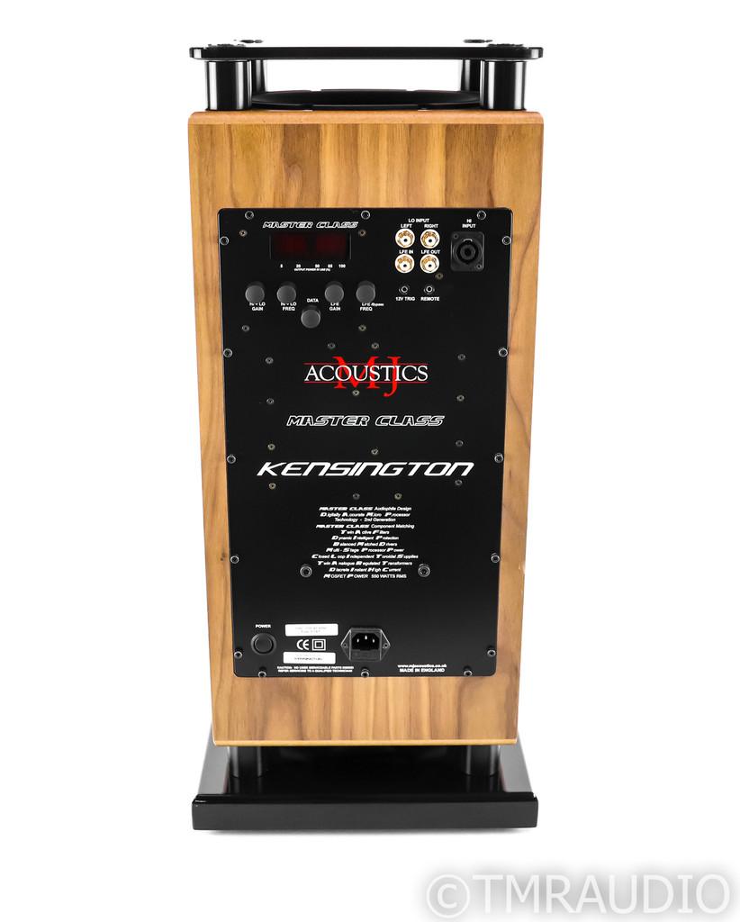 "MJ Acoustics Kensington Master Class Dual 10"" Powered Subwoofer; Sub Bass System"