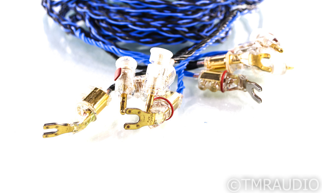 Kimber Kable 4TC Speaker Cables; 15ft pair