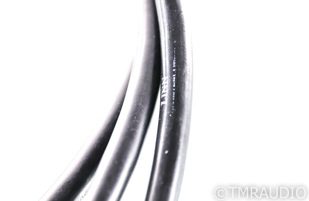 Linn Black Balanced XLR Cables; 1.2m Pair Interconnects