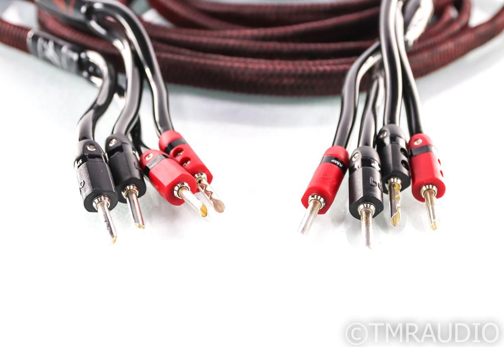 AudioQuest Rocket 33 Speaker Cables; 15ft Pair