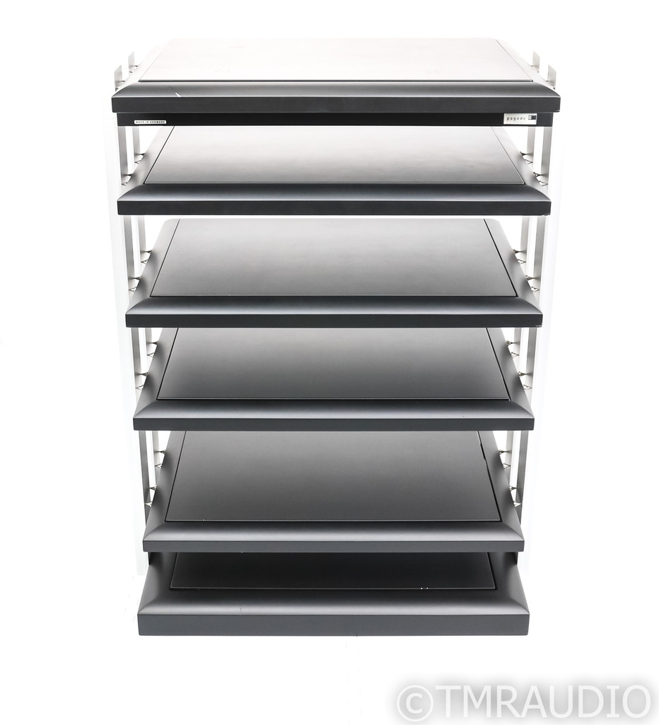 Finite Elemente Pagode Master Reference HD08/110 Isolation Rack; 6 Shelves