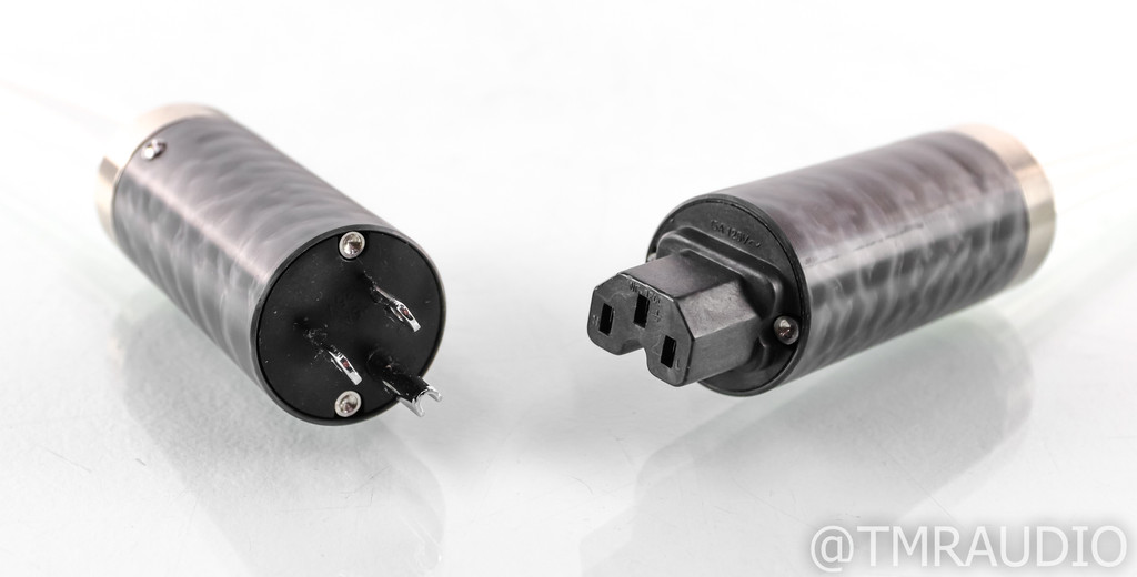 High Fidelity Cables CT-1 Ultimate Reference Power Cable; 1.5m AC Cord (1/2)