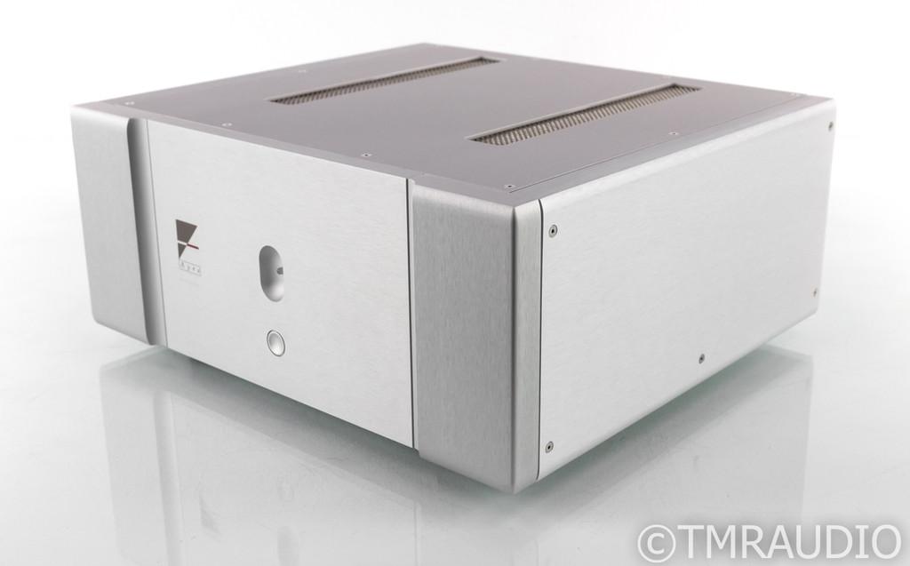 Ayre Acoustics V-5xe Stereo Power Amplifier; V5xe; Silver (1/4)
