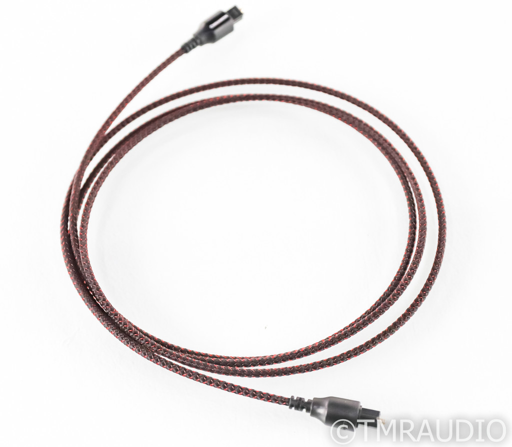 AudioQuest Cinnamon Optical TOSLINK Cable; 1.5m Digital Interconnect