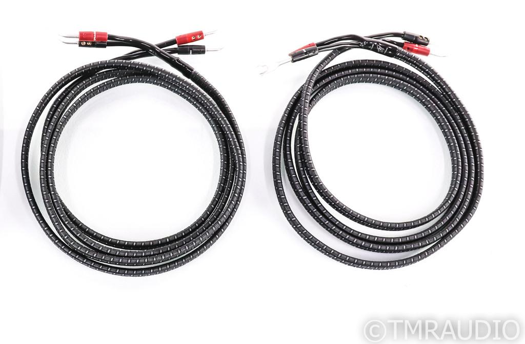 AudioQuest Rocket 44 Speaker Cables; 10ft Pair