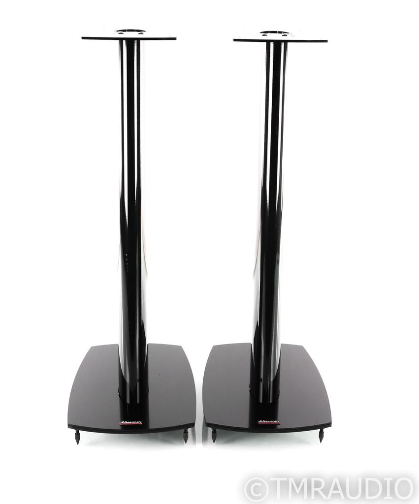 "Dynaudio Speaker Stand 3 Speaker Stands; 25"" Black Pair"