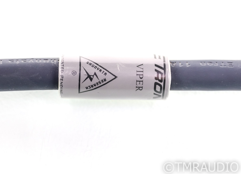 Shunyata Research ZiTron Viper Power Cable; 1.75m AC Cord; 15A