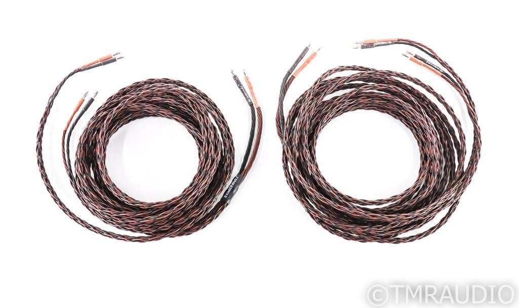 Kimber Kable 4PR Bi-Wire Speaker Cables; 4.5m Pair; 4-PR