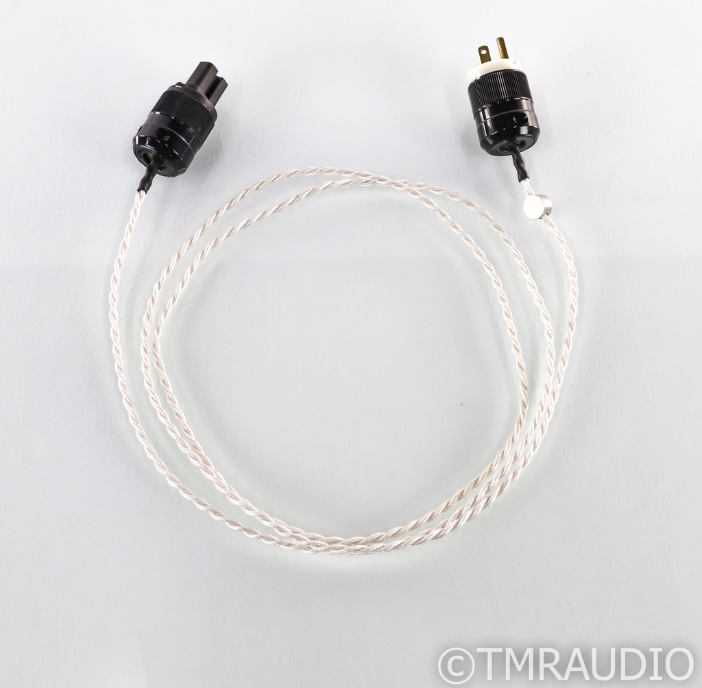 Crystal Cable CrystalPower Reference Power Cable; 2m AC Cord
