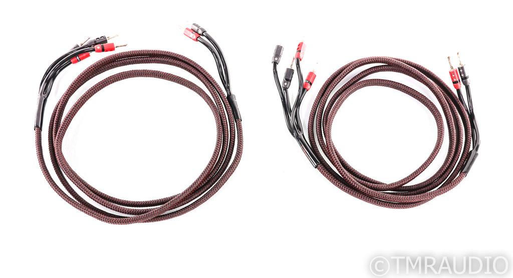 Audioquest Rocket 33 Bi-Wire Speaker Cables; 3m Pair