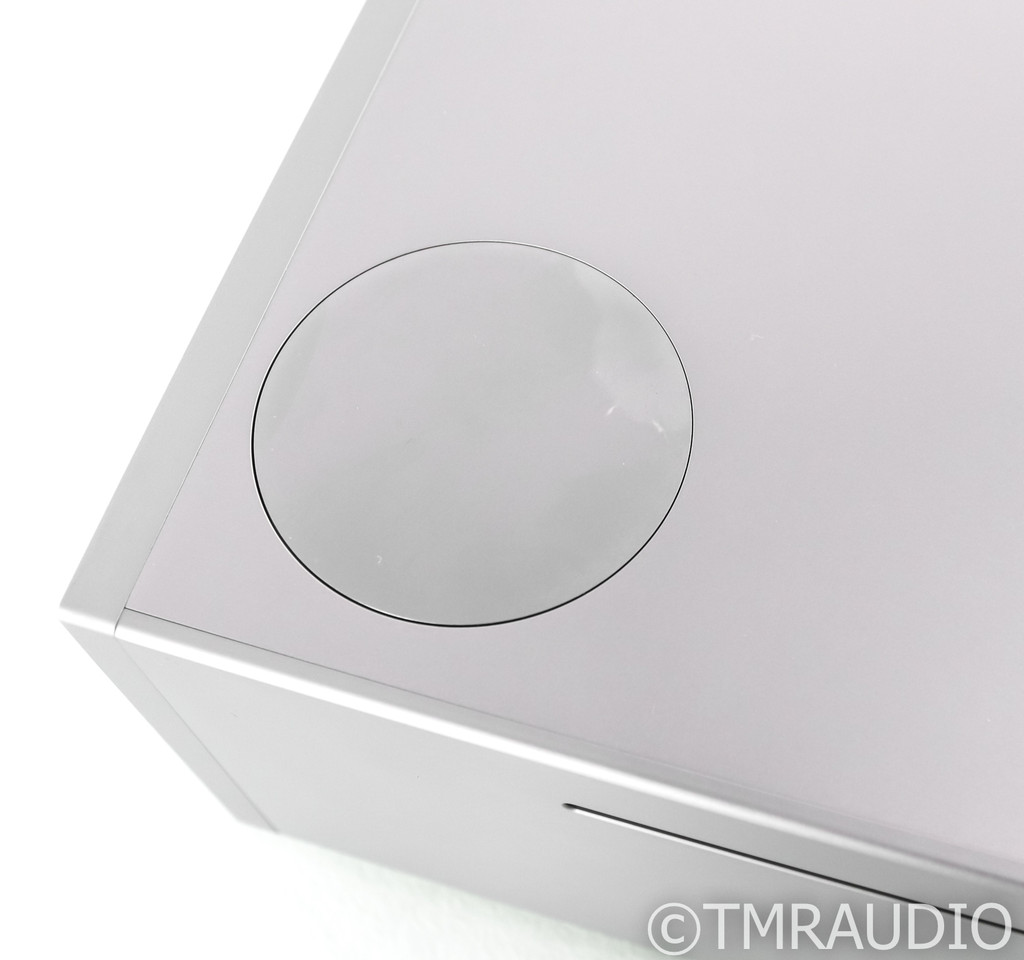 CH Precision A1 Stereo Power Amplifier; Silver; A-1