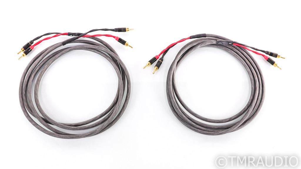 Moon Audio Black Dragon V1 Speaker Cables; 12ft Pair