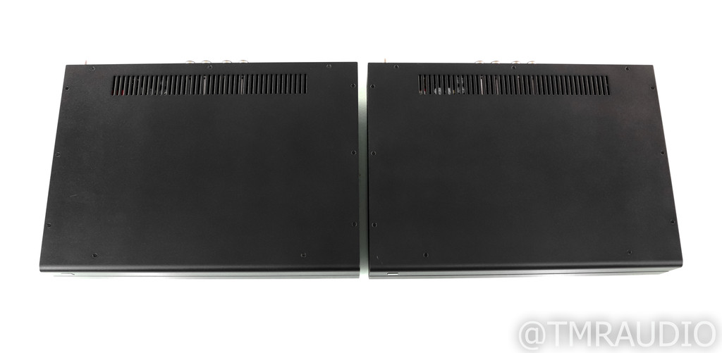 PS Audio Stellar M1200 Mono Tube Hybrid Power Amplifier; Pair; M-1200 (Used)