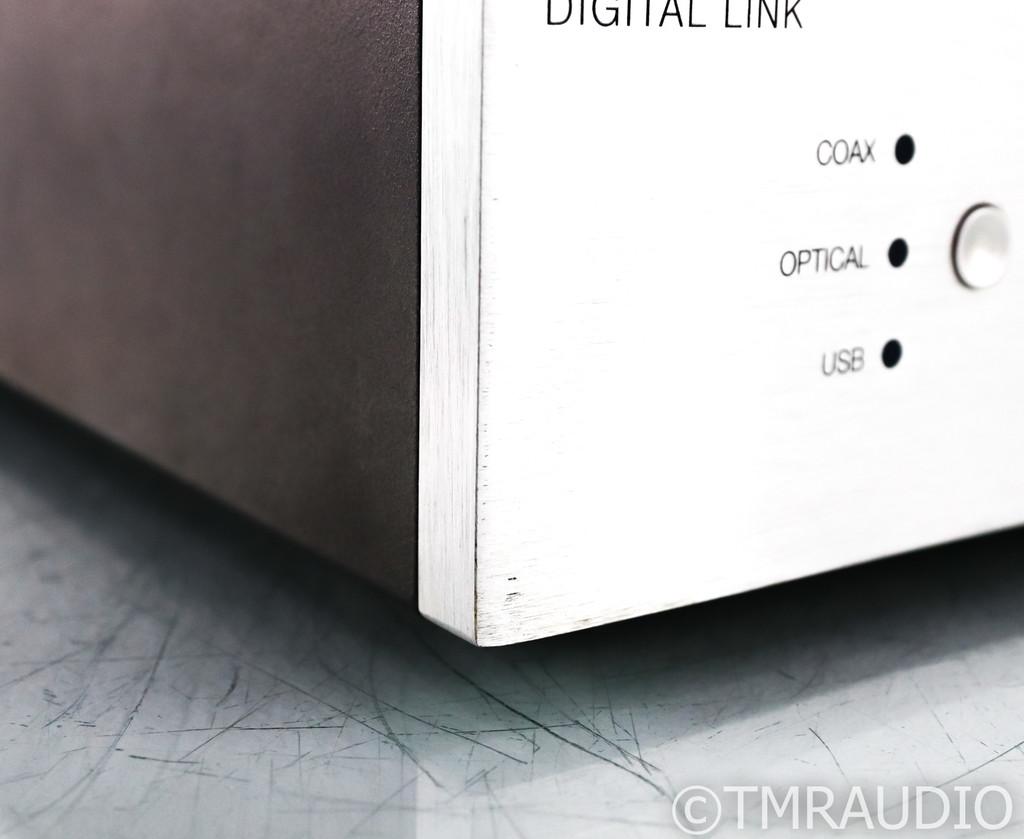 PS Audio DLIII Digital Link DAC; D/A Converter; Silver