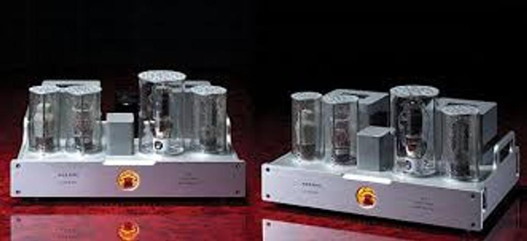 Allnic A-5000 300B DHT Mono Tube Power Amplifier; Black Pair; A5000DHT (New)