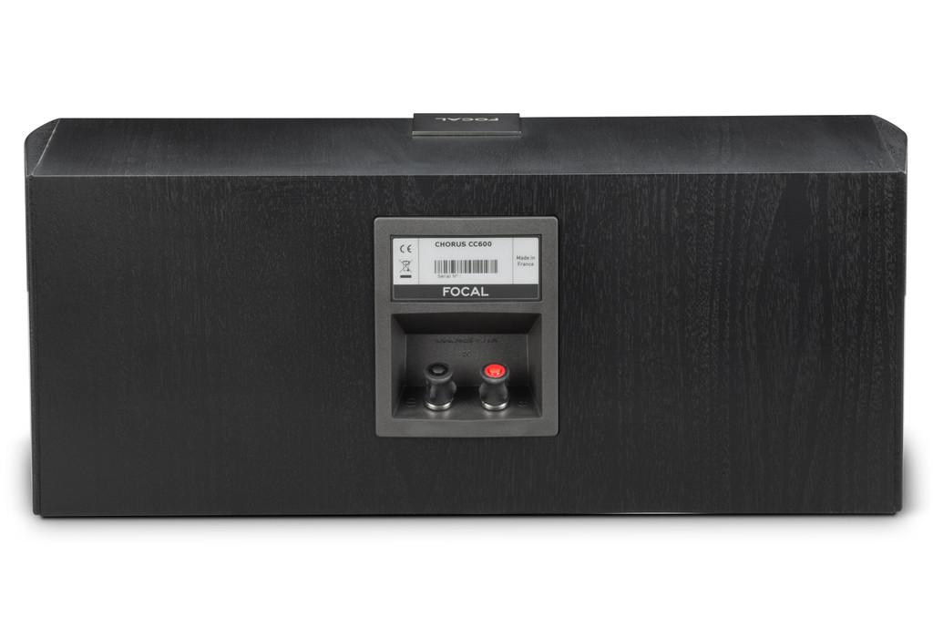 Focal Chorus CC600 Center Channel Speaker; $649 MSRP - CLOSEOUT w/ WARRANTY
