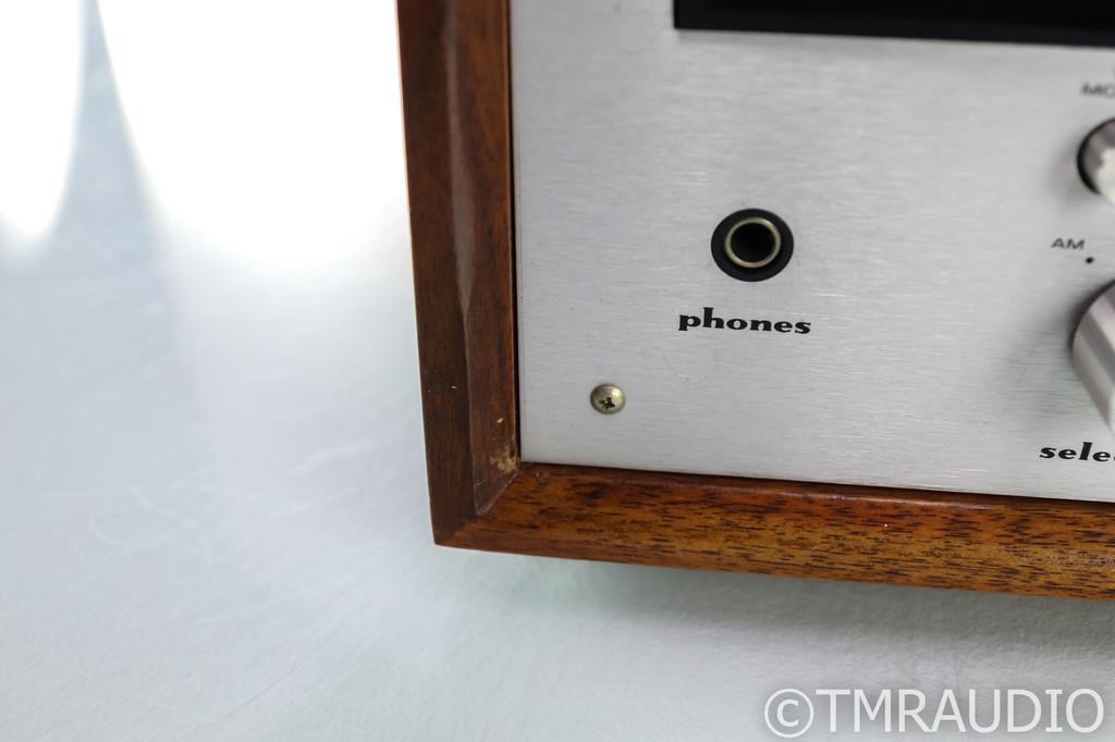 Marantz Model 2220c Vintage Stereo Receiver; Walnut Case; MM Phono