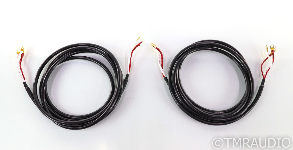 Discovery Cable Essential Bi-Wire Speaker Cables; 3.5m Pair
