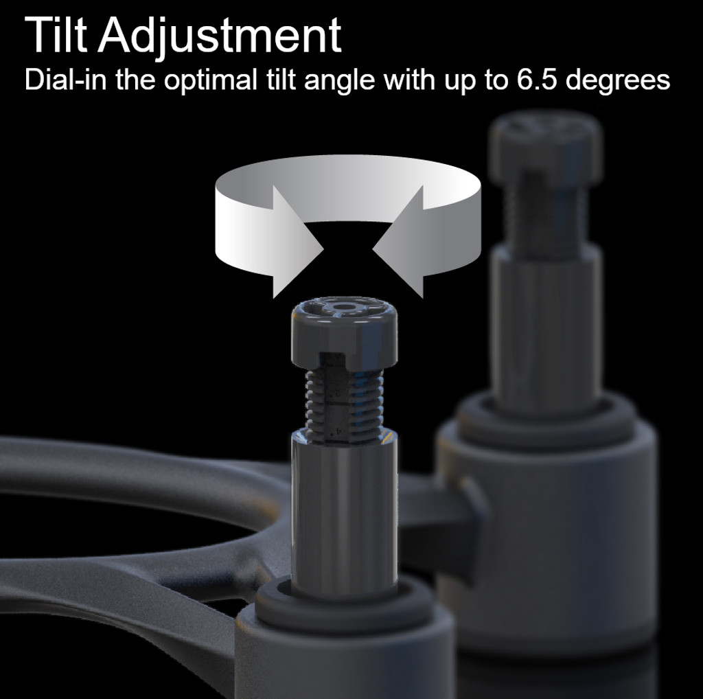 IsoAcoustics Aperta Isolation Stand; Pair; New w/ Full Warranty