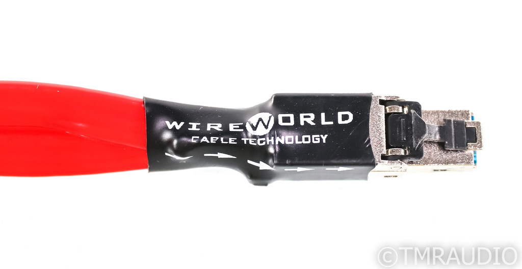 WireWorld Starlight CAT8 Ethernet Cable; 2m Digital Interconnect