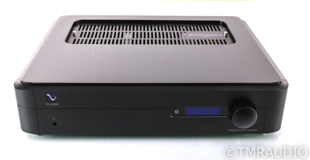 PS Audio PerfectWave BHK Stereo Tube Hybrid Preamplifier; Upgraded Tubes (Used)