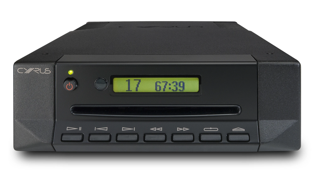 Cyrus CD I CD Player / DAC; New w/ Full Warranty