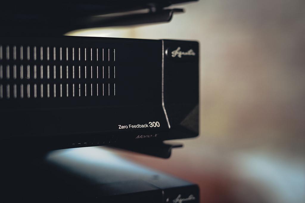 Cyrus Mono X 300 Signature Power Amplifier; New w/ Full Warranty