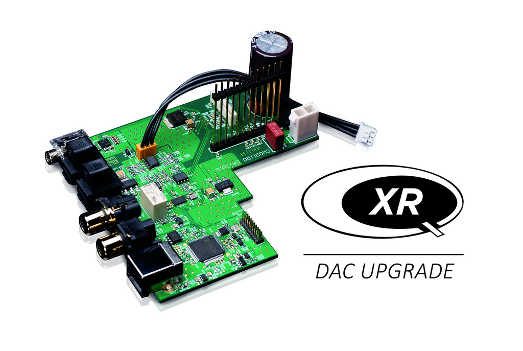 Cyrus QXR 32/786 DAC Upgrade Card; New w/ Full Warranty