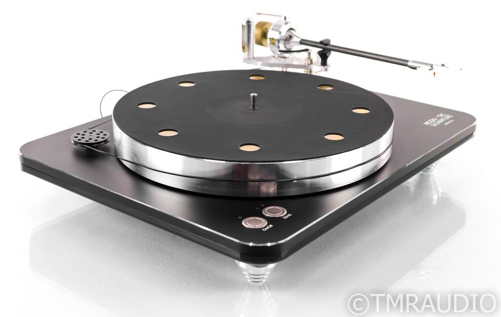 Acoustic Signature Wow XXL Belt Drive Turntable; TA-1000 Tonearm (No Cartridge)