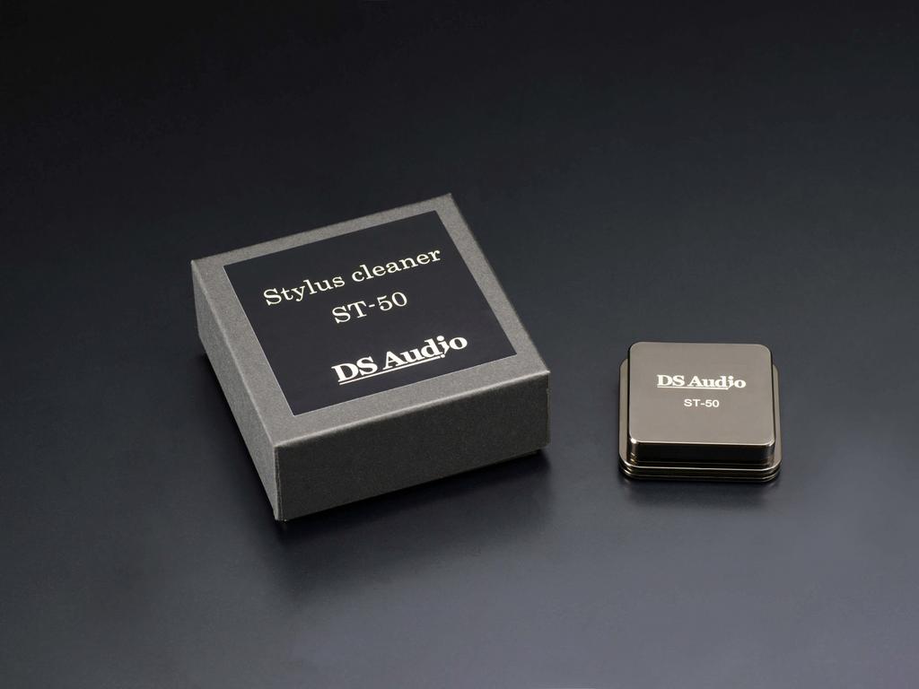 DS Audio ST-50 Stylus Cleaner; New w/ Full Warranty