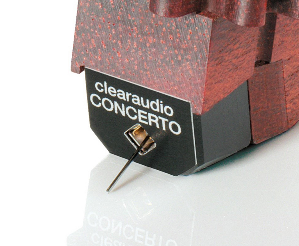 Clearaudio Concerto V2 MC Cartridge; New w/ Full Warranty