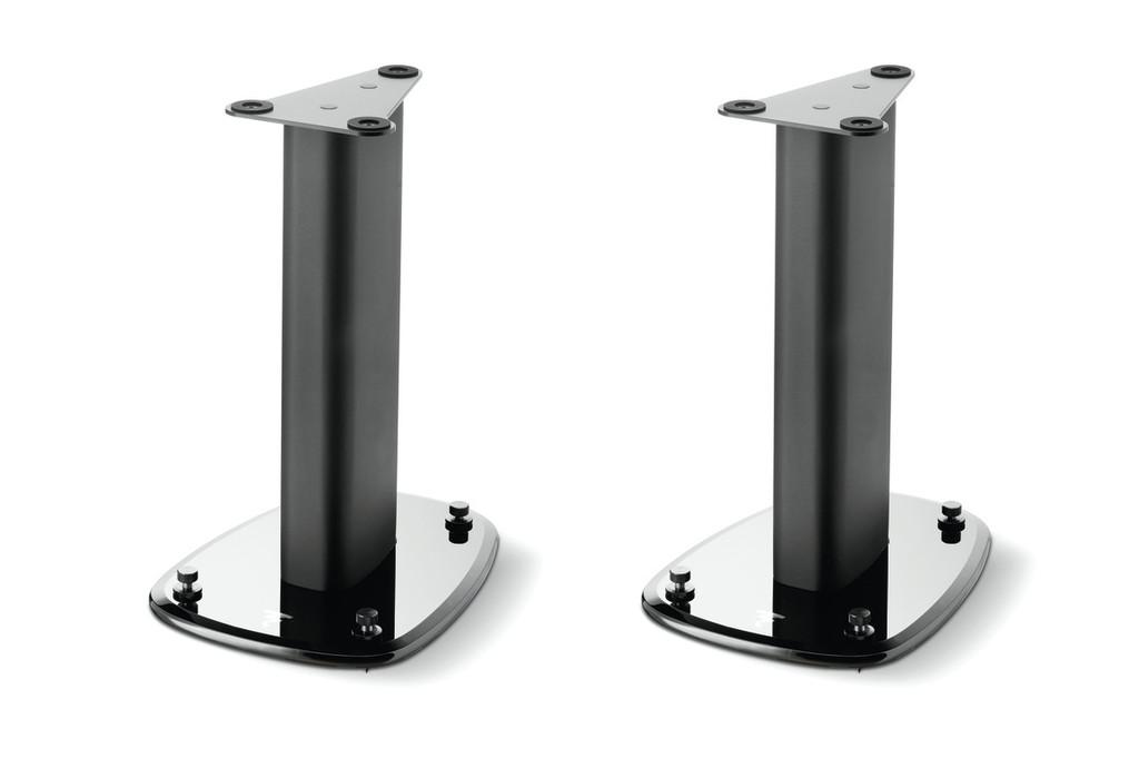 Focal Sopra N°1 Stands; Black Pair; New w/ Full Warranty