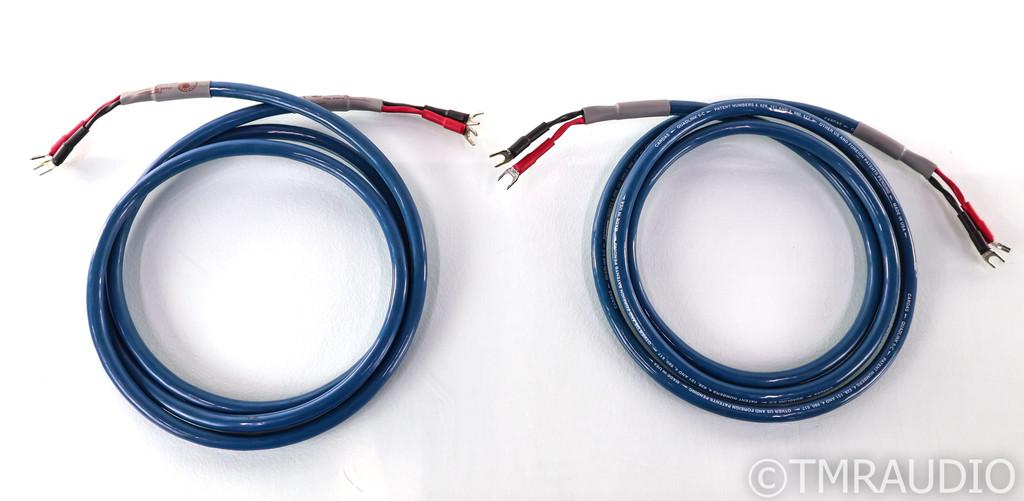 Cardas Quadlink 5-C Speaker Cables; 2.5m Pair