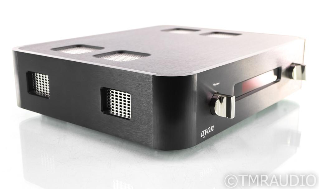 Ayon Auris II Stereo Tube Preamplifier; Mk 2; Balanced; Remote