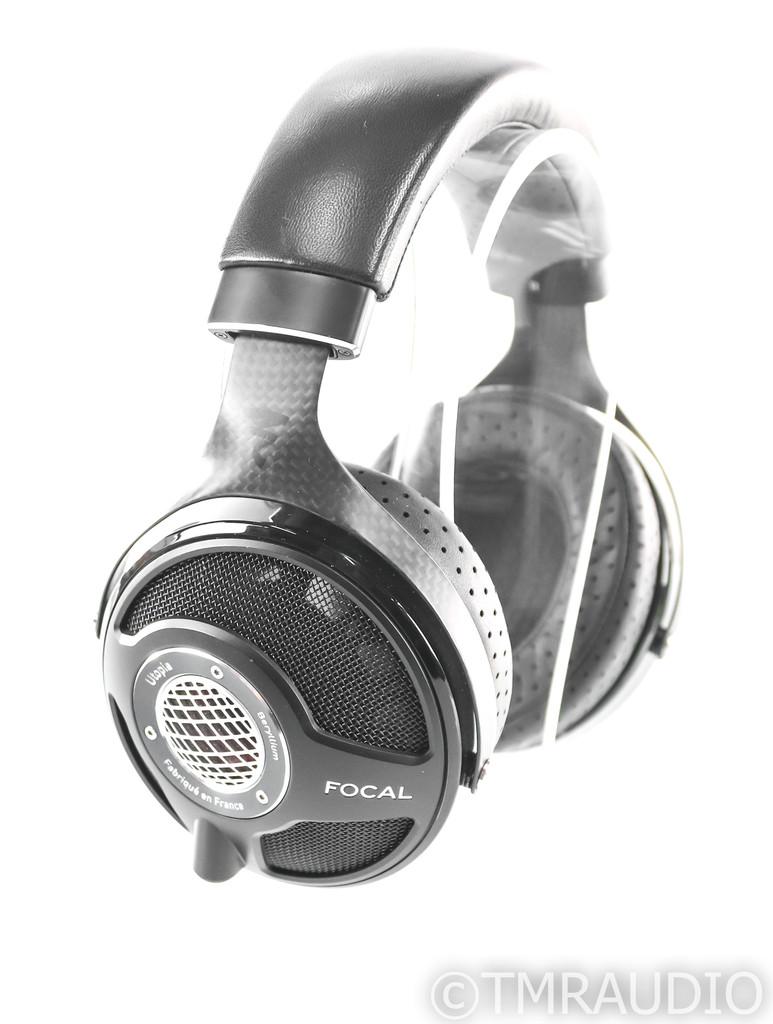 Focal Utopia Open Back Headphones