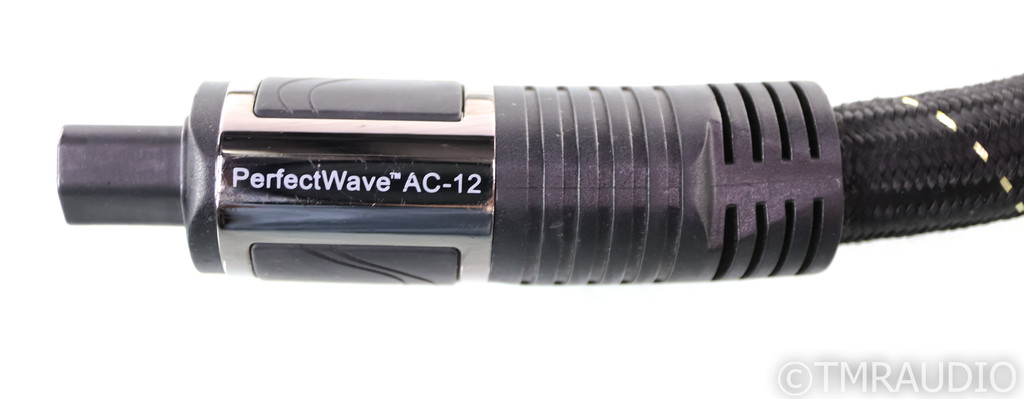 PS Audio PerfectWave AC-12 Schuko Cable; AC12; 1.5m AC Cord (Used)